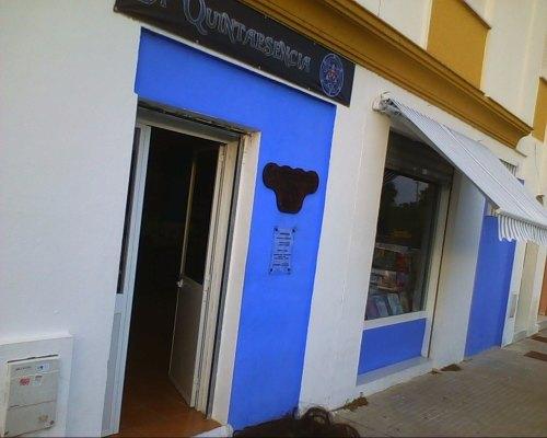 La mencionada tienda.