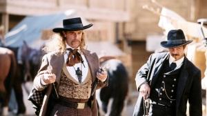 Wild Bill Hickok y Seth Bullock